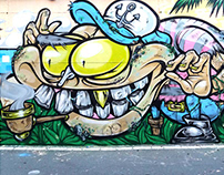 Liguria 2018 - Wall 01