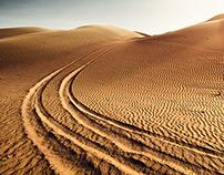 RANGE ROVER SPORT / Desert Ride