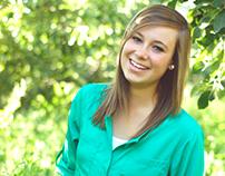 Alyssa Senior 2014
