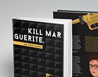 Kill Marguerite Book Cover Design