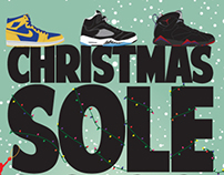 Christmas Sole Showcase