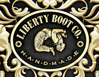 Identidad Liberty Boot Co.