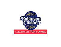 Robinson Crusoe Tri-Pack