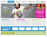 Uth Oye - Fashion store website