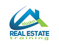 Alaska Real Estate Training Logo
