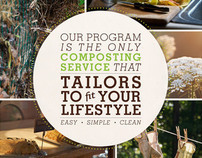 Turn It Green—Lawrence Composting Program