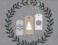 Metallic Christmas