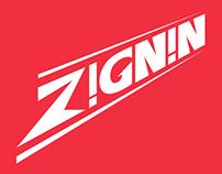 Unofficial Logo Design Zignin