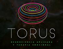 Torus Group. Diseño de identidad.