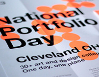National Portfolio Day Cleveland