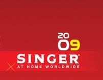 SINGER Calendar