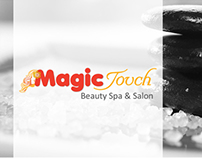 Beauty Spa and Salon Logo and Outdoor Branding