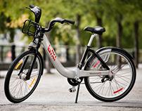 BIXI Système de Vélo en Libre Service