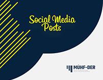 Social Media Post - MÜHF-DER