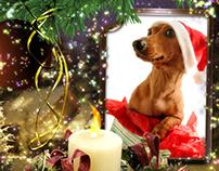 Akvis Christmas Frames Pack
