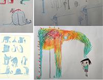Workshop de diseño de personajes con Maroto