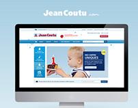 Refonte Web Jean Coutu