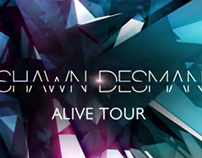 Live Nation - Shawn Desman Promo Video