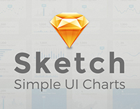 Simple UI Charts (Sketch)