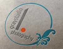 GrayStudio1. Photography logo