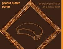 Peanut Butter Porter Label