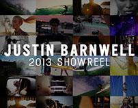Justin Barnwell | 2013 SHOWREEL