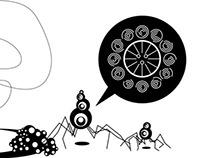 Cryptographic Comic