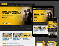 Fluke US – Responsive Website