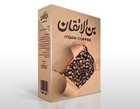 Itqan coffee I Packaging