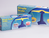 Learning Resources Scale Packaging