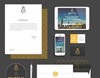 SmartCat Studio Branding Project