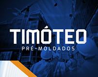 TIMÓTEO PRÉ-MOLDADOS