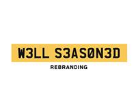 Well Seasoned UK - Rebranding