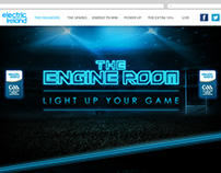 The Engine Room - Electric Ireland/GAA
