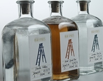 High Spirits Branding & Packaging