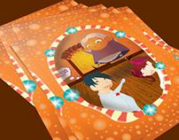 Fabulandia Historias Ilustradas #2 Hansel & Gretel