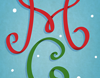 Christmas – Marks & Illustrations