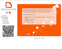 Greinoman & Co webpage
