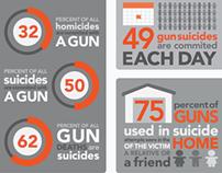 Gun Sense in America Infographic