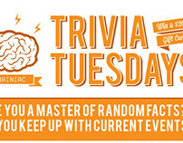 RCC - Trivia Tuesdays Facebook Contest