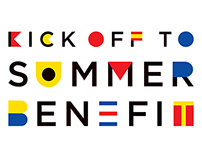 Kick Off to Summer Benefit Branding