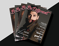 Be Different Magazine