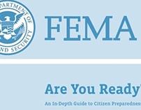FEMA Guide Re-Design