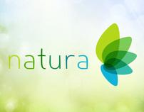 Natura - Corporate Identity