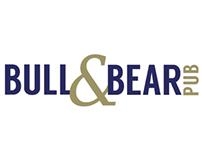 Bull & Bear Restaurant: Branding