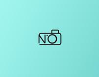 N.O Photography Business Card