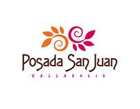 Posada San Juan, página web