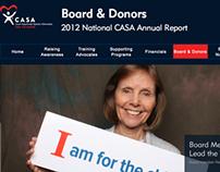 CASA Online Annual Report 2012