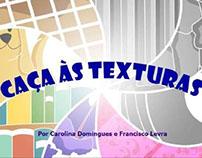 Livro Caça às Texturas