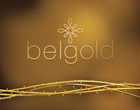 Belgold identity & decoration